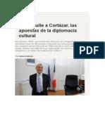 Horacio Bilbao - De de Gaulle a Cortázar, las apuestas de la diplomacia cultural.