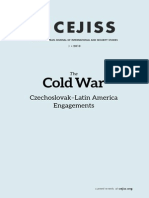 Czechoslovak-Latin America Engagements