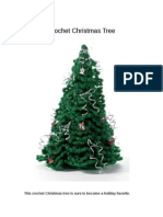 Crochet Christmas Tree 2