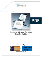 LiveScribe Pulse Pen Training Guide