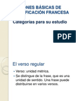LITERATURA FRANCESA (Nociones sobre versificación).pptx