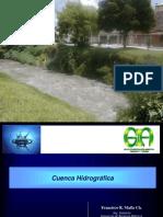 Clase 2.Ciclo Hidrologico-Cuenca Hidrográfica