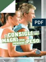 I Consigli Dei Magri Per Perdere Peso (PDF)