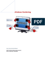 Hardening Para Windows