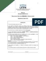 Prova-Escrita-Estudos-Linguísticos-2009