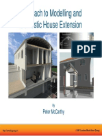 Revit-016 Peter McCarthy Approach to Modeling and Domestic House Extension Slides