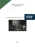 O Teatro Português Contemporâneo