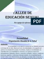 Taller Educacion Sexual