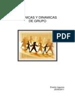 Tecnicas y Dinamicas 3 Evaluacion