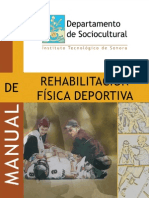 Manual RehabilitacionFisicaDeportiva