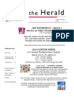 March 2014 Herald