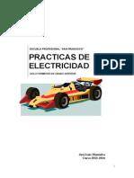7-Practicas de Electricidad Grado Superior 2012- 2013