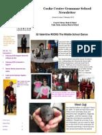newsletterissue volume 3 issue 7