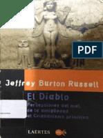 Jeffrey Burton Russell-El Diablo. Percepciones Del Mal Desde La Antiguedad Hasta El Cristianismo Primitivo