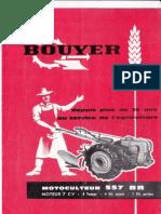 Bouyer 557BR plaquette