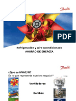 Presentación HVAC (Ahorro de energía).13856 DANFOSS