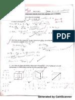 engineering mat test