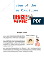 Dengue, Overview of the Disease