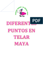 Manual de 10 Puntos Para Telar Maya