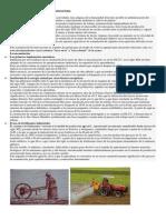 La Evlucion Del Trabajo en La Agricultura