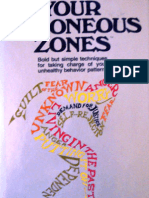 The 'Erroneous-Zone' Free Life! - Potrait of a Person Who Has Eliminated Erroneous Zones