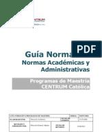 041 D105V33041 Guia Normativa de Programas de Maestrias