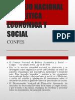 Consejo Nacional de Politica Economica y Social
