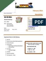 2014.02.Newsletter