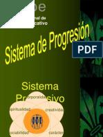 Sistema de Progresión