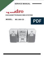MC-300 CD - Service Manual