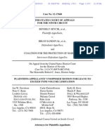 Plaintiffs-Appellants' Reply Brief in Sevcik v. Sandoval before the US Court of Appeals for the 9th Circuit
