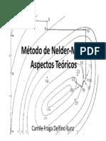 Método de Nelder-Mead AULA