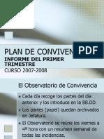 Informe CONVIVENCIA