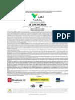 Vale S.A. – Prospecto Definitivo da 8ª Emissão de Debêntures 2014