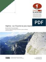 Highline-les 10 Points Les Plus Importants v3
