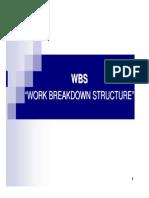 WBS Enfoque PMI