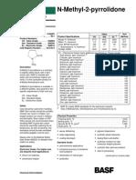 BASF N Methyl 2 Pyrrolidone