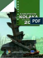 Kabupaten Kolaka Dalam Angka 2012