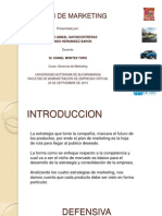 Plan de Marketing + Aportes