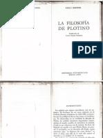 La filosofía de Plotino