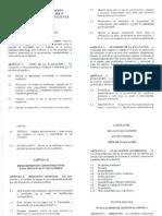 Reglamento de Evaluacion CCJJSS Universidad Mariano Galvez