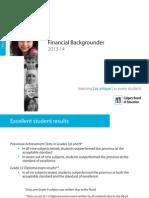 Calgary Board of Education budget backgrounder