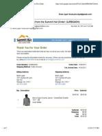 MBLigad - Marmot Jacket Receipt