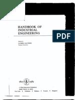 Handbook Industrial Engineering