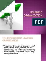 Learning Organization 1