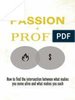 Passion Profit Work Book