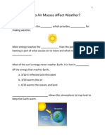 weather conditions student notes 2