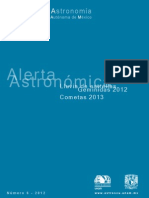 Alerta Geminidas 2012