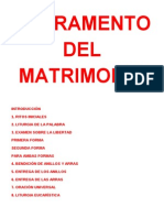 2.-Sacramento Del Matrimonio
