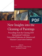 New Insights Into the Cleaning of Paintings